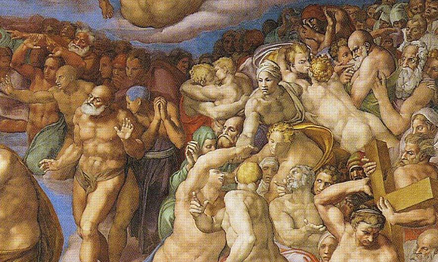 creation of adam sistine ceiling 1508 1512
