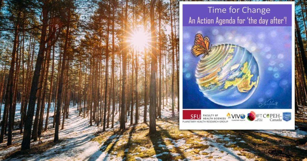 partners webinar series planetary health in a post covid future