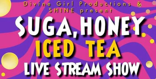 drag show fundraiser suga honey iced tea