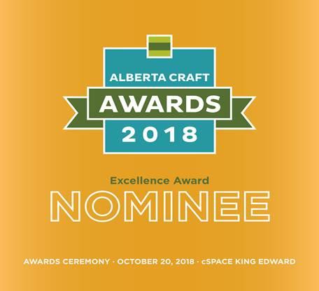 Excellence Award – Alberta Craft Council
