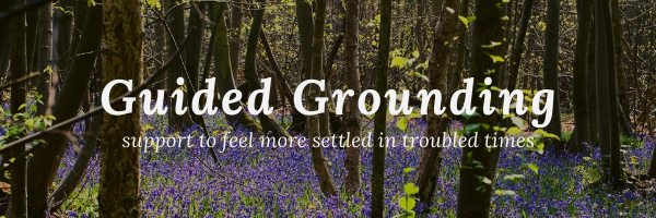 grounding in troubled times