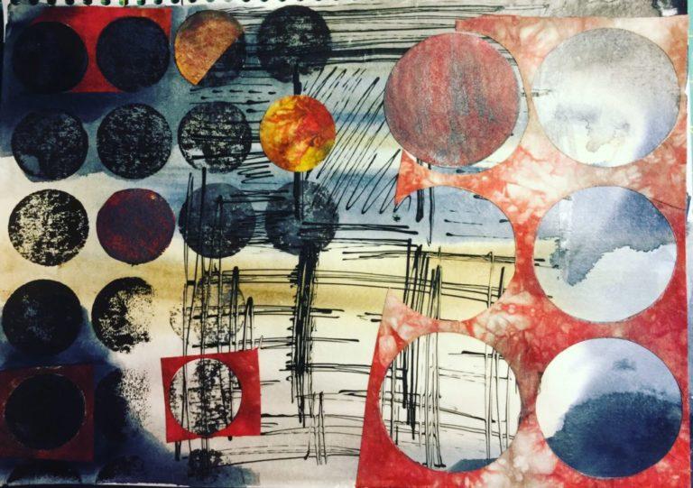 Teaching at Hudson River Valley Art Workshops