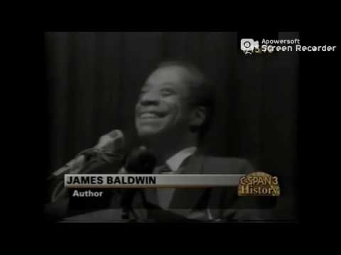 From the archive: James Baldwin speech at the University of California at Berkeley (1979)
