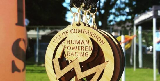 triathlon of compassion tips and tricks