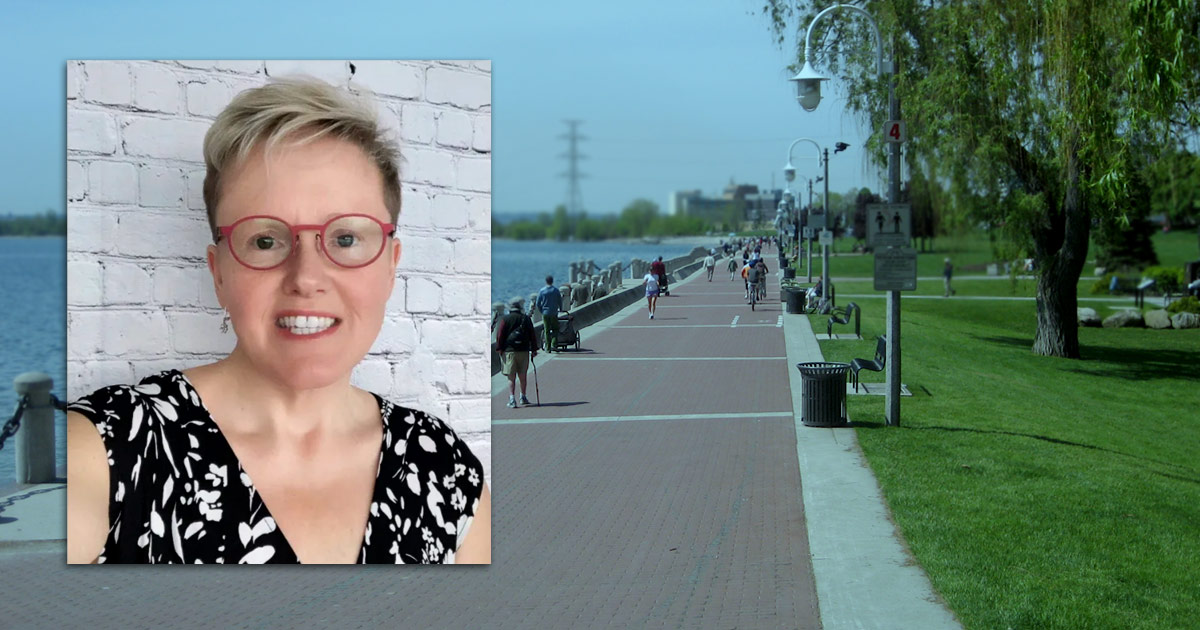 Andrea Gillespie, EQ-i Certified Coach, is from Burlinton Ontario.