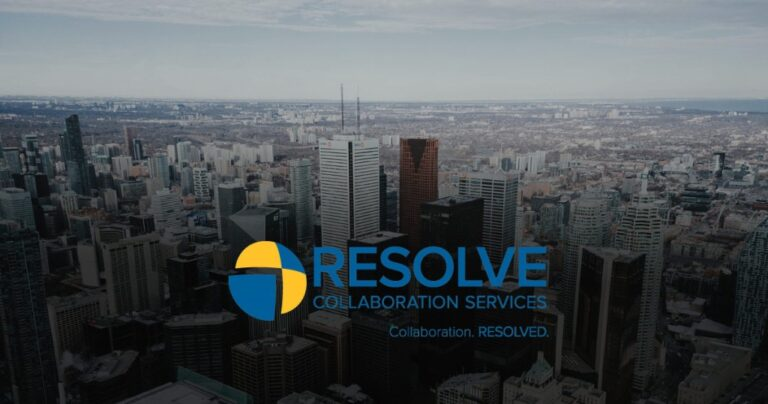Business skills webinar, Resolve Collaboration Services