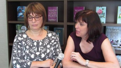 Jill and Karen, on What She Said