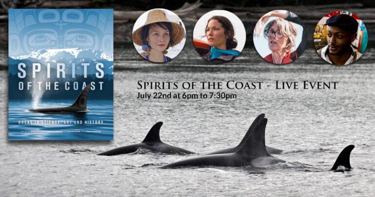 Spirits of the Coast – live event