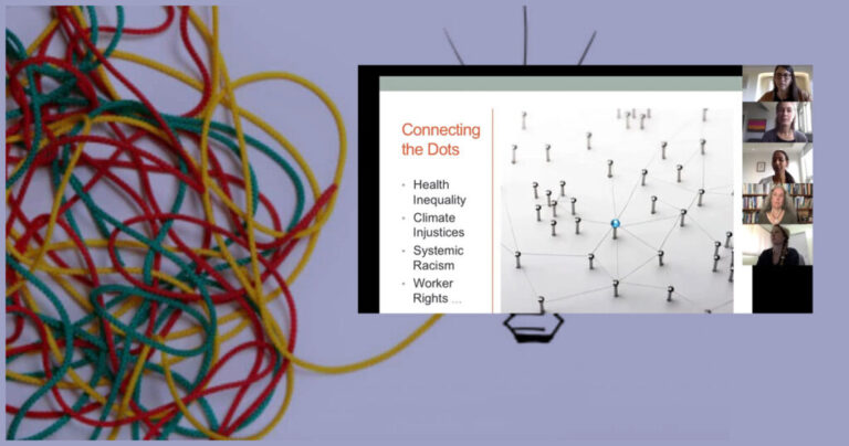 Webinar recording: COVID, Climate Change and Equity