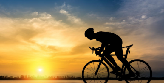 how cycling training leads to faster endurance running times