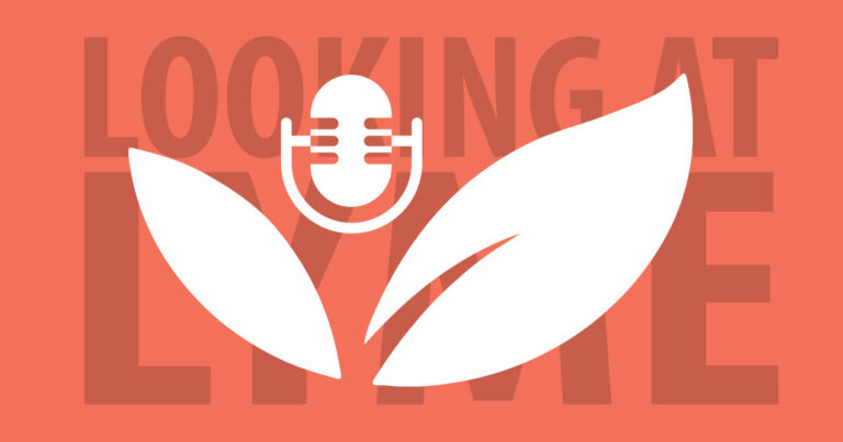 Looking at Lyme podcast is live