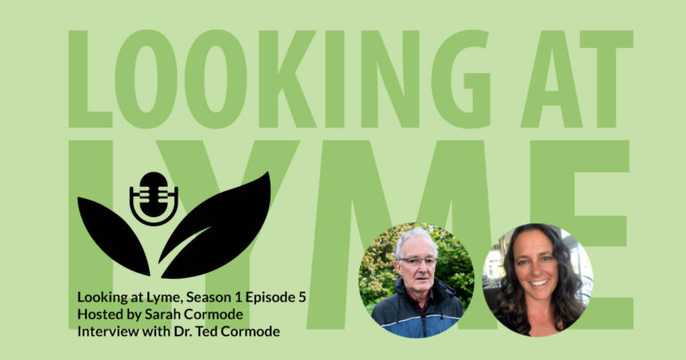 S1 E5: How Lyme disease can impact children and family