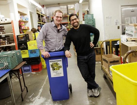 #YYJ Food Waste Heroes