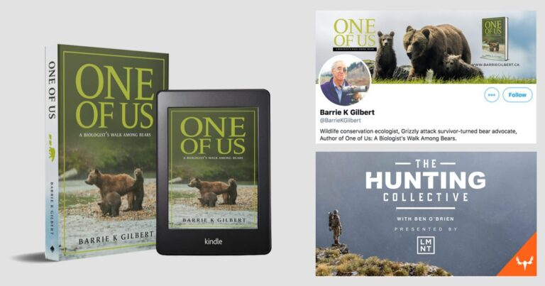Dr. Barrie Gilbert on The Hunting Collective with Ben O'Brien