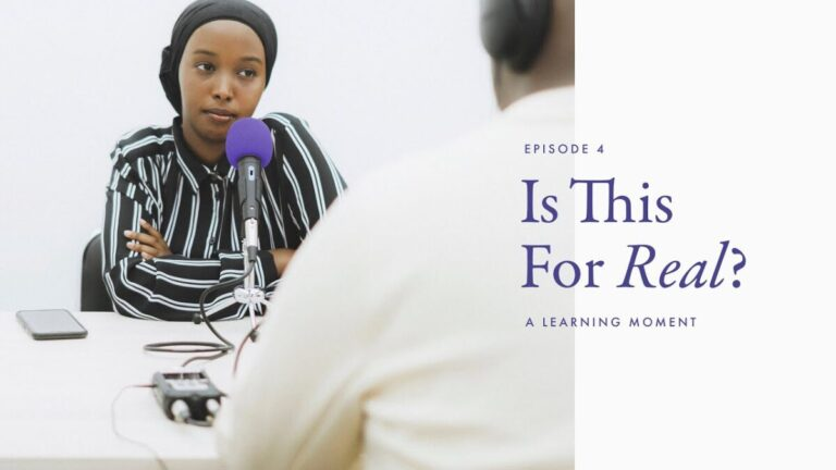 Is This For Real? is a journalistic podcast about being Black in Edmonton