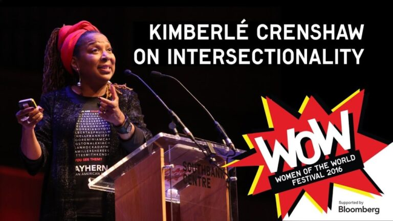 Kimberlé Crenshaw, On Intersectionality, WOW 2016