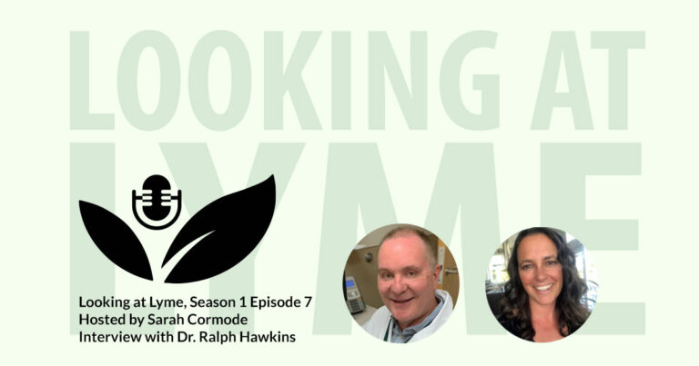 S1 E7: Dr. Ralph Hawkins explains the challenges of detecting Lyme disease through testing
