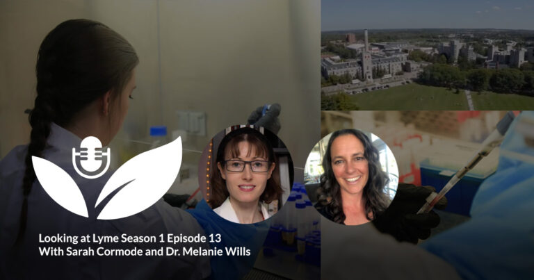 S1 E13: Back to the lab with Dr. Melanie Wills from the G. Magnotta Research Lab at the University of Guelph