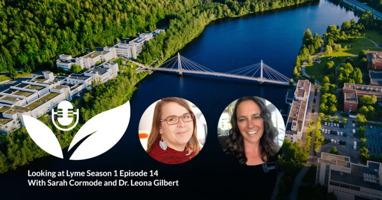 S1 E14: Heading to Finland to find ways to accurately diagnose tick-borne diseases