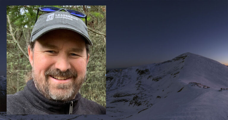 Steve Smith, outdoor programming and risk management