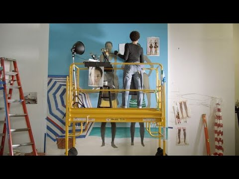 Amy Sherald: In the Studio