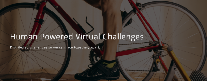 human powered challenges take a break