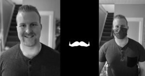 Movember handle bars