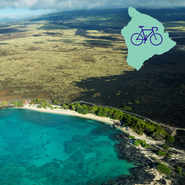 Ride Hawaii Challenge for December