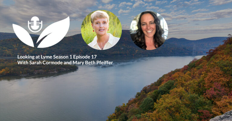 S1 E17: Interview with Mary Beth Pfeiffer, author of Lyme: the First Epidemic of Climate Change