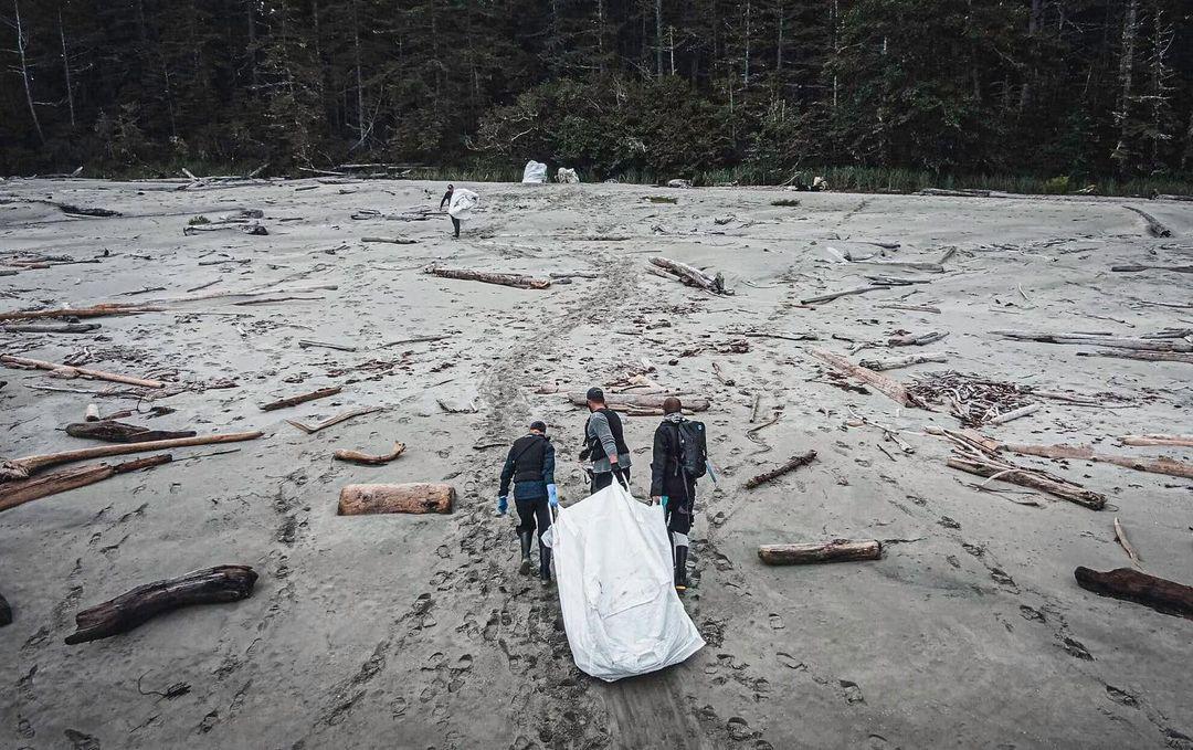 the coastal clean up
