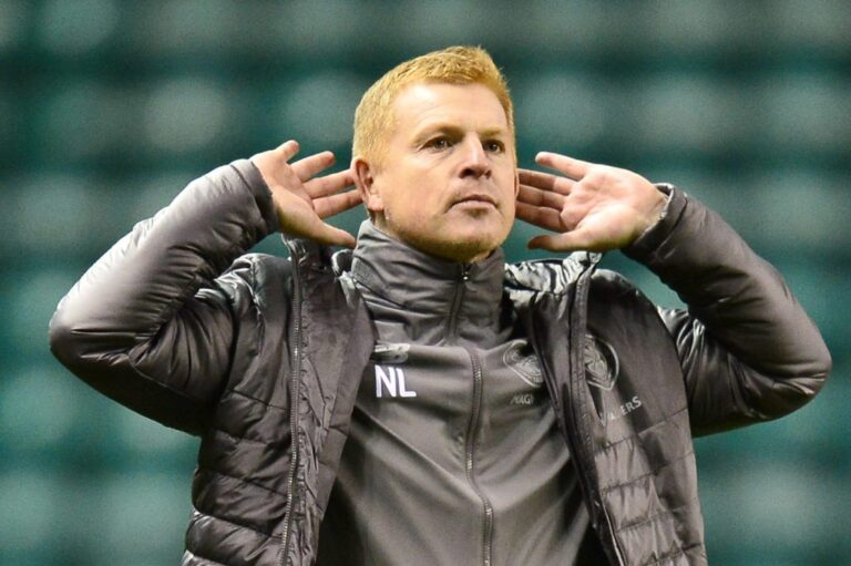 Celtic's Neil Lennon: how a hothead player found emotional intelligence as a manager