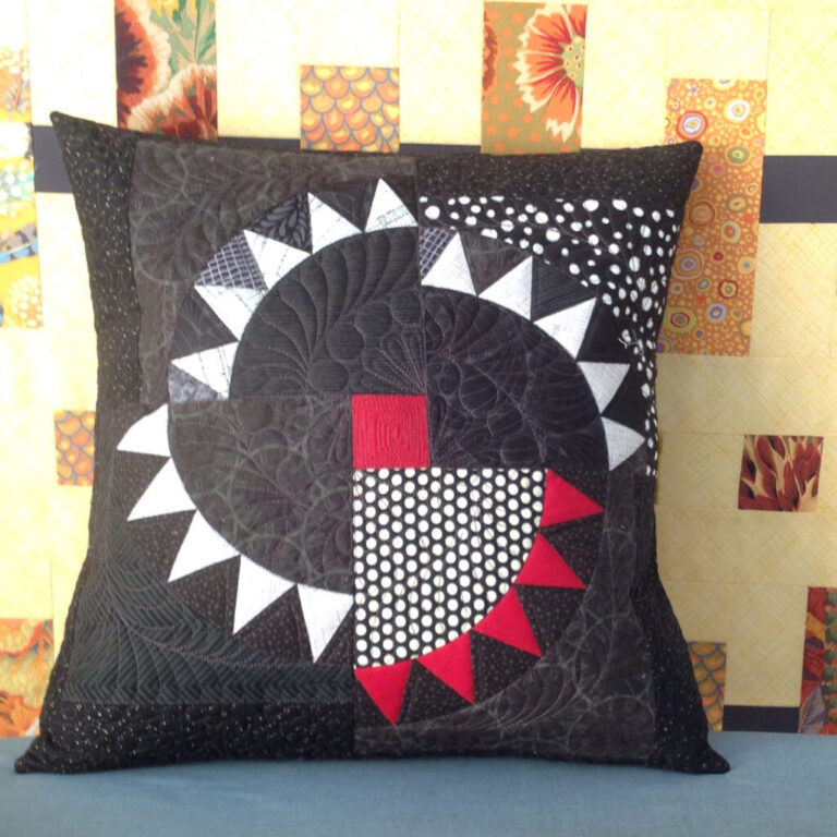 New Date: New York Beauties Pillow workshop moved to February
