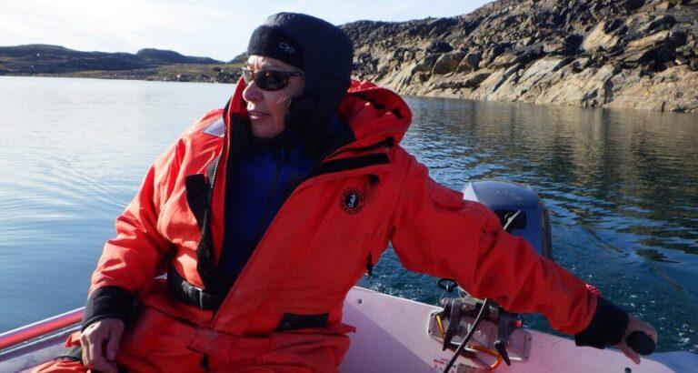 Vicki Sahanatien: Arctic to the Central Coast