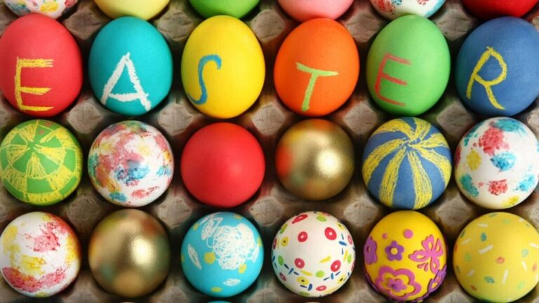 We are OPEN for regular hours over Easter weekend!