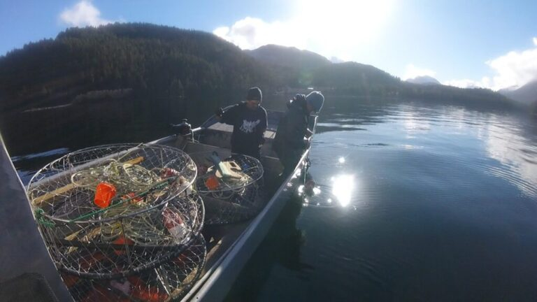 Lessons in Co-governance: Ensuring FSC Access to Dungeness Crab