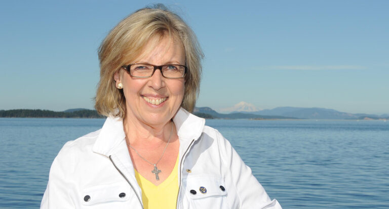 About Elizabeth May