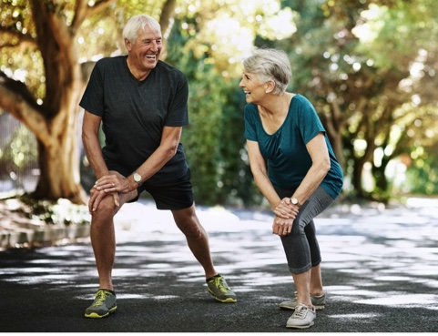 aging with exercise