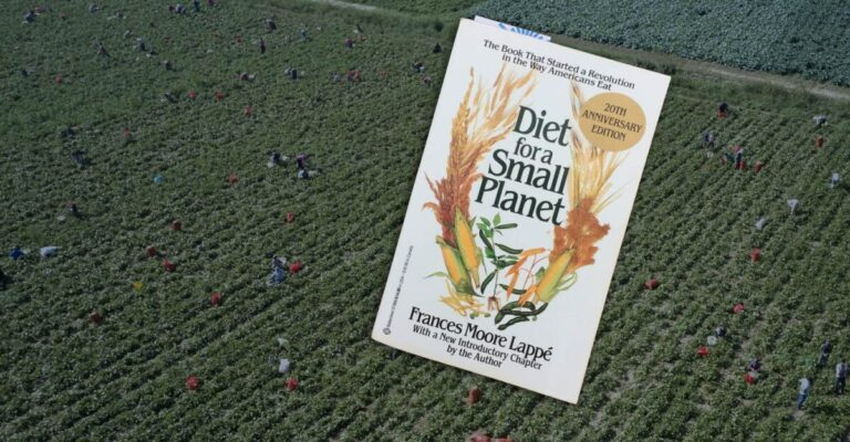 In it for the long haul: On food, democracy, and courageous action