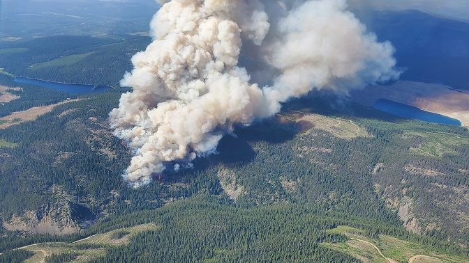 Community Acupuncture Fundraiser: Red Cross 2021 BC Wildfire Response