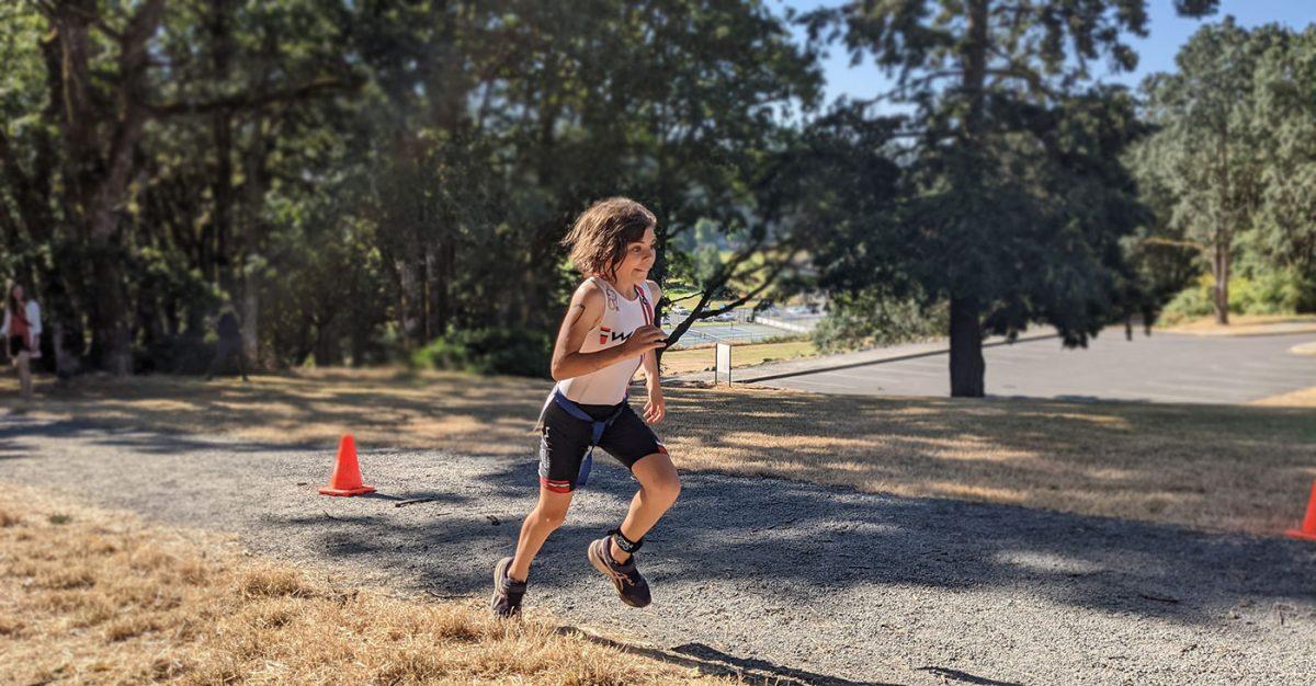 West Shore Youth Triathlon Photos, 2021