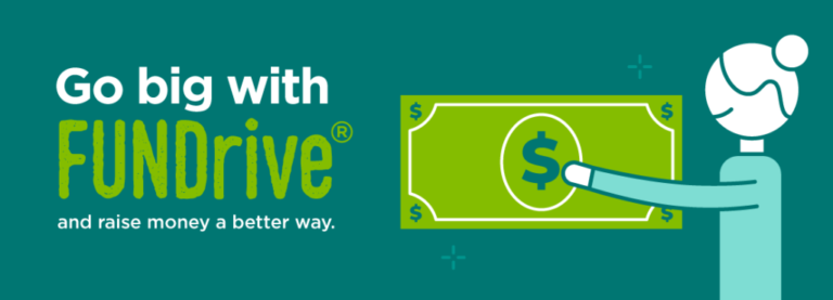 Clear out your closets – it's FUNDrive time!!!